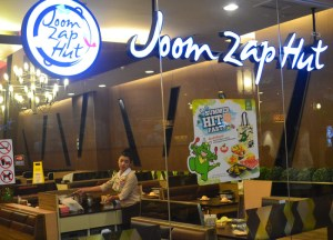 Terminal 21 Mall, Thai Hot Pots in Bangkok, Jim Jum, Joom Zap Hut