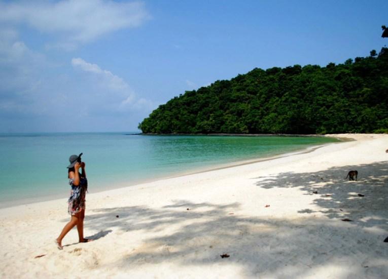 Langkawi Beaches, Singapore to Bangkok Overland Island Hopping