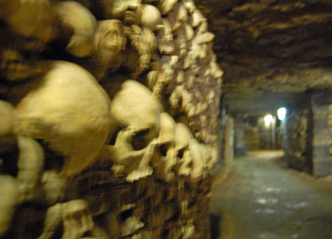 Catatombs of Paris, Montparnasse Area of Paris, Montparnasse Station