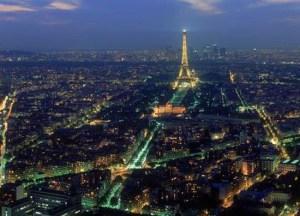 Tour Montparnasse Views, Montparnasse Area of Paris, Stopover