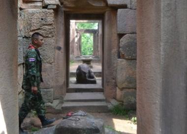 Prasat Ta Muan Thom, Prasat Phanom Rung Historical Park, Buriram Isaan Thailand