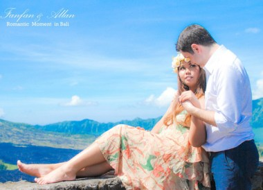 Mount Batur, Pre-wedding Photo Shoot in Bali Photography Locations