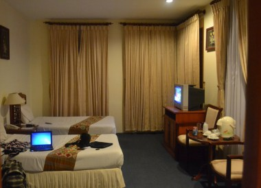 Standard Room in Palace, Things to do in Pakse City Southern Laos Asia