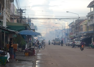 Walking Main Street, Things to do in Savannakhet Laos Southeast Asia