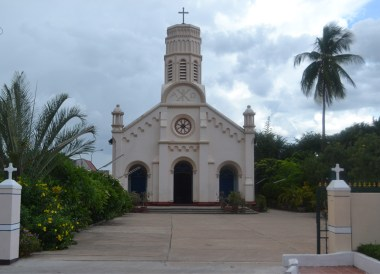 Saint Theresa Church, Things to do in Savannakhet Laos Southeast Asia