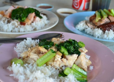 Pork Chicken Duck, Is Street Food Safe? Eating in Southeast Asia