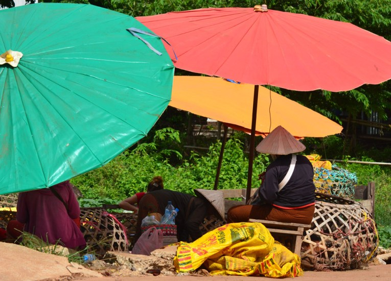 Lao Roadside Fresh Market, Things to do in Pakse City Southern Laos