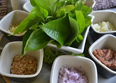 Miang Kham, Eating at Sala Phuket Resort Review, Phuket Pool Villas