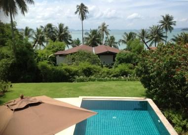 Bedroom Sea Views, Village Coconut Island Resort Phuket Hotel Review