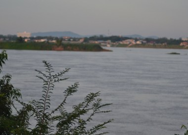 Morning, Mekong River, Things to do in Savannakhet Laos Southeast Asia
