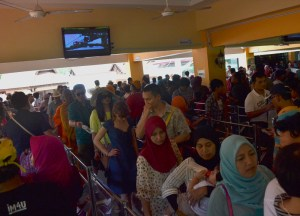 Panorama Langkawi Queue Tourist Attractions in Southeast Asia to Avoid