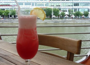 Singapore Sling Clarke, Best Beers and Alcohols in Asia