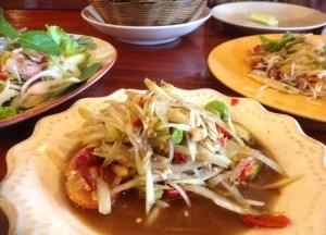 Som Tam Korat, Is street food safe in bangkok