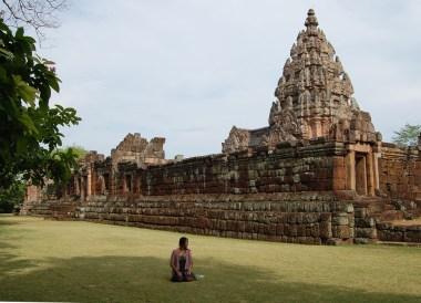 Main Temple, Prasat Phanom Rung Historical Park, Buriram Isaan Thailand