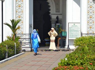 Kapitan Mosque, Quick Guide to Georgetown Penang, Malaysia, Asia