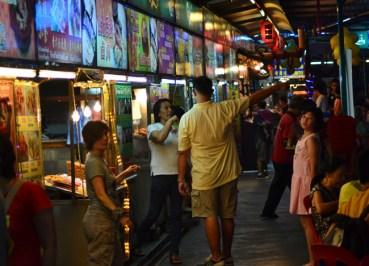 Red Garden Restaurant, Georgetown, Best Thai VISA Run to Penang Malaysia