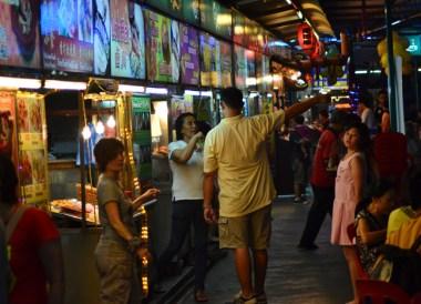 Red Garden Food Court, Best Thai VISA Run to Penang Malaysia