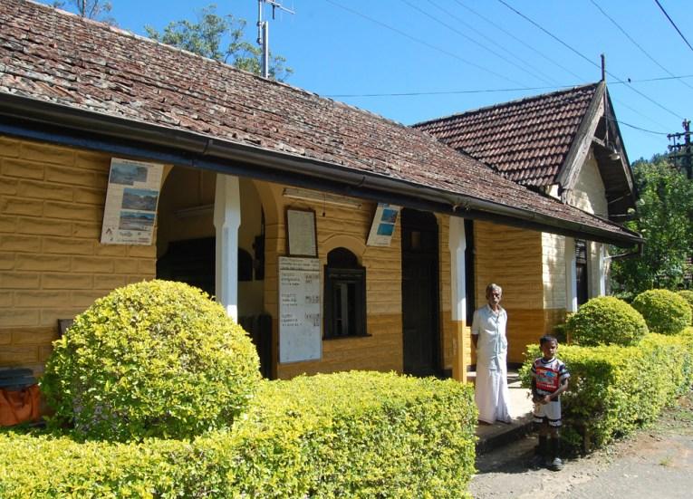 Ella Train Station, South Sri Lanka Tour, Independent Travel Asia