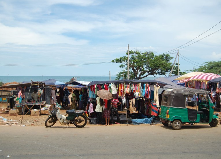 Srilankan Seaside Town, South Sri Lanka Tour, Independent Travel Asia