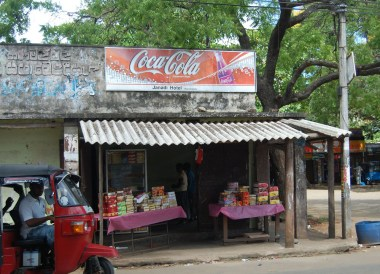 Worlds Smallest Hotel, South Sri Lanka Tour, Independent Travel Asia