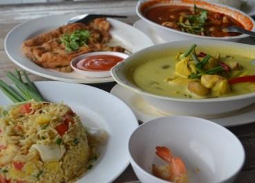 Khao Pad Sapparot Rice, Laem Hin Seafood Restaurant, Phuket, Thailand
