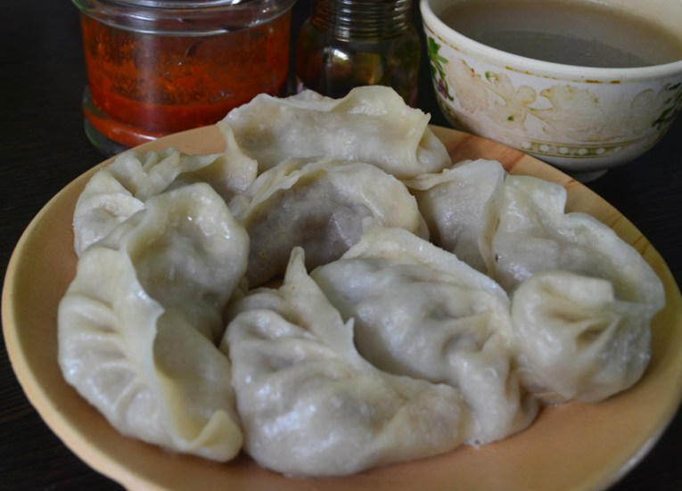 Steamed Momo, Himalayan Food, Eating in the Himalayas, Sikkim