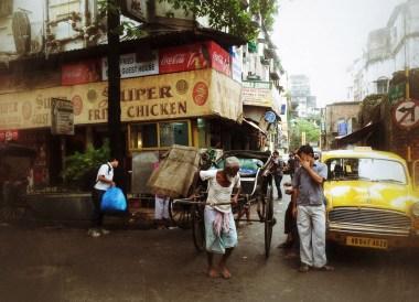 Sudder Street Restaurants, Tourist Areas of Kolkata City Centre, India