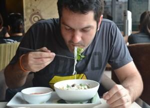 Allan Wilson Food Blogger, Travel Advertising in Bangkok, Asia