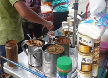 Thai Iced Coffee, Top Bangkok Street Food, Thailand Cheap Eats