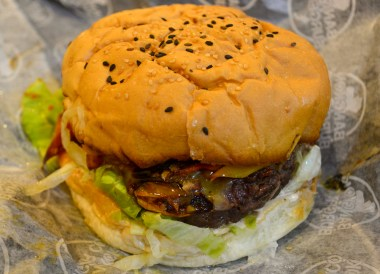 Bangkok Burger Company, 24 Hour Fast Food Delivery in Bangkok