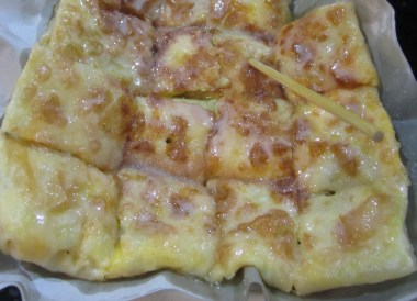 Thai Banana Roti, Top Bangkok Street Food, Thailand Cheap Eats