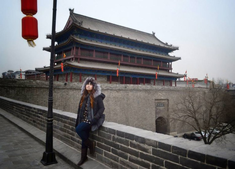 South Gate of Xian City, Top Attractions in Xian China (Shaanxi)