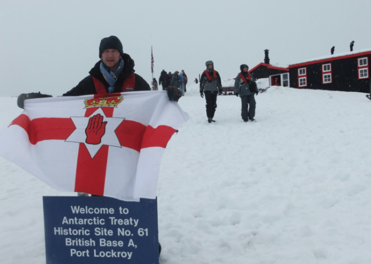 British Base Antarctica, Interview with Jonny Blair, Best Travel Blogger in the World