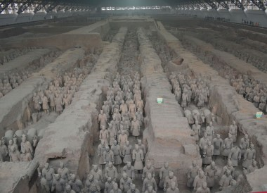 Terracotta Warriors Pit, Top Attractions in Xian China (Shaanxi)