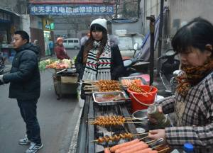 Food Tourism in Xian China, Value of Press Trips for Travel Bloggers, Marketing