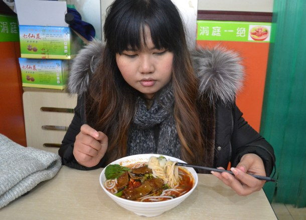 Fanfan Eating Noodles, Top Foodie Experiences in Asia