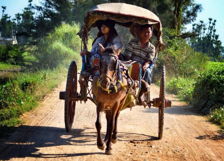 Exploring Innwa, Mandalay, Best Southeast Asia Travel Blog