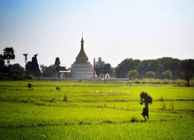 Traditional Local Life at Innwa, Best mandalay day tour by taxi