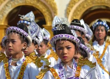 Temple Celebration at Maha Muni Pagoda, Best mandalay day tour by taxi
