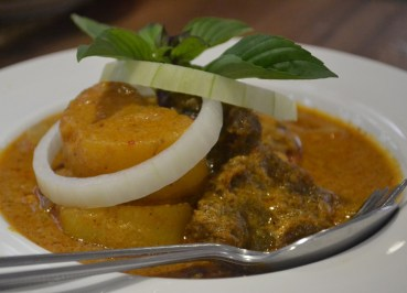 Beef Massaman Curry, Top 5 Thai Curries, Popular Curries in Thailand