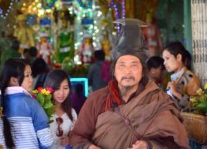 Yeti Monk Bagan, Moving Backwards to Move Forward