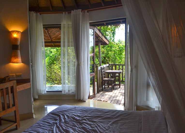 Plunge Pool Villa, Best Romantic Resorts in Koh Chang Islands