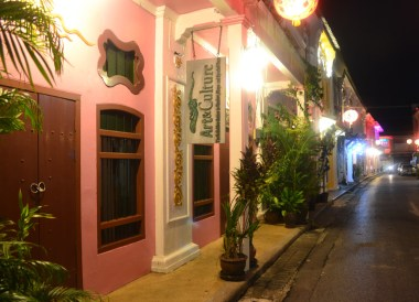 Phuket Old Town, Best Areas to Stay in Phuket Phang Nga Bay