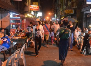 Night Life in Yangon, Cheapest Thai VISA Runs from Bangkok Thailand