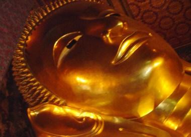 Reclining Buddha, Weekend in Bangkok 2 Days Itinerary Thailand