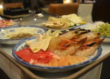 Seafood Steamboat, Top Malaysian Food, Eating in Malaysia