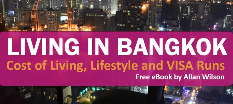 Cost of living in Bangkok on a budget, sukhumvit area