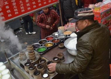 Xian Muslim Quarter, Top Attractions in Xian China (Shaanxi)