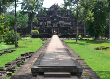Baphuon in Angkor Thom, Introduction to Angkor Wat Two Day Tours