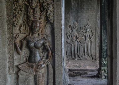 Carvings on Temple Walls, Introduction to Angkor Wat Two Day Tours